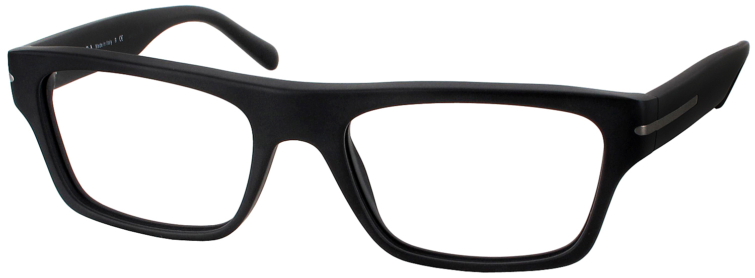 prada 18rv single vision frame readingglasses