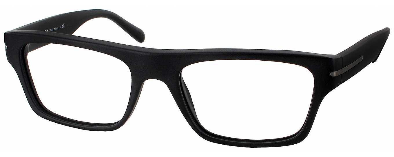 Prada Reading Glasses Frame : Prada 18RV Progressive No Line Bifocal - ReadingGlasses.com