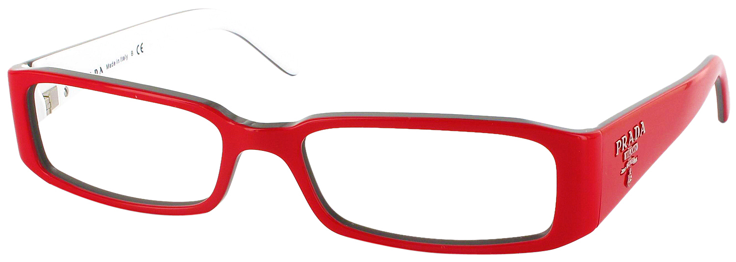 prada 22mv single vision frame readingglasses