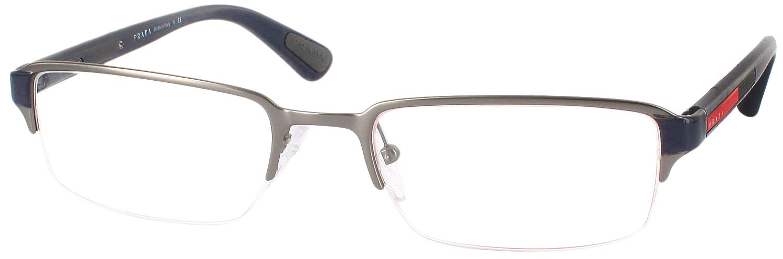 Prada PS-51DV Single Vision Full Frame - ReadingGlasses.com