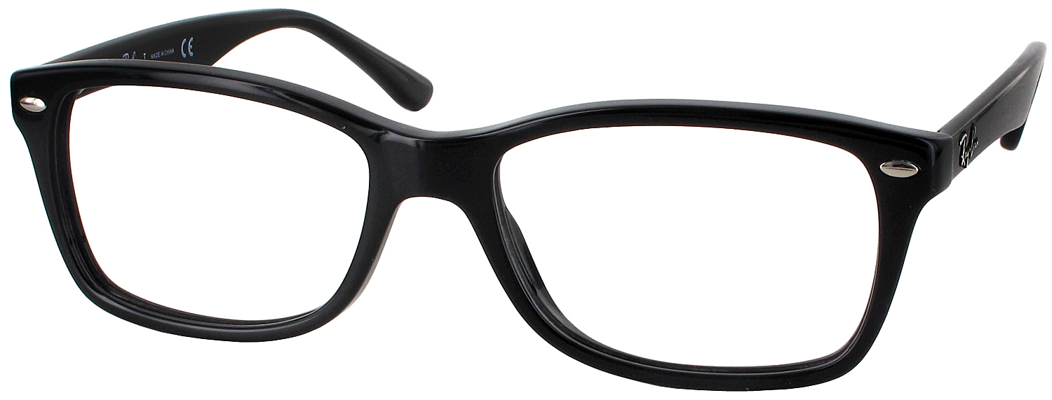 Ray Ban Reading Glasses Frame : Ray-Ban 5228L Single Vision Full Frame - ReadingGlasses.com