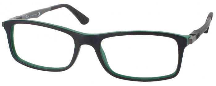 b176e0980c Black Green Tea Ray-Ban 7017 Progressive No Line Bifocal ...