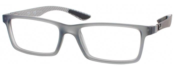 f066dd9347 Grey Ray-Ban 8901 Progressive No Line Bifocal - ReadingGlasses.com
