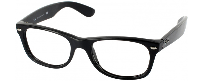ad99fc7099 Black Ray-Ban 2132L Classic Progressive No Line Bifocal ...