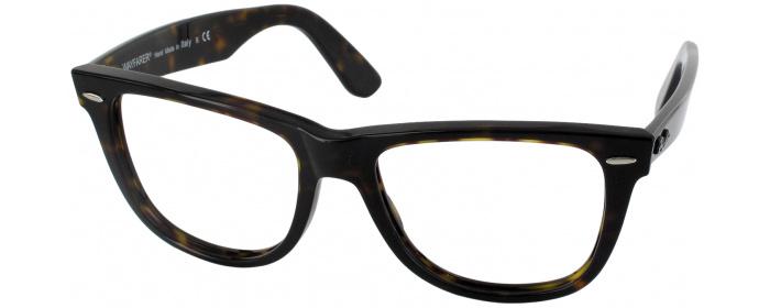 c7bce57258884 Tortoise Crystal Ray-Ban 2140 Full Frames - ReadingGlasses.com