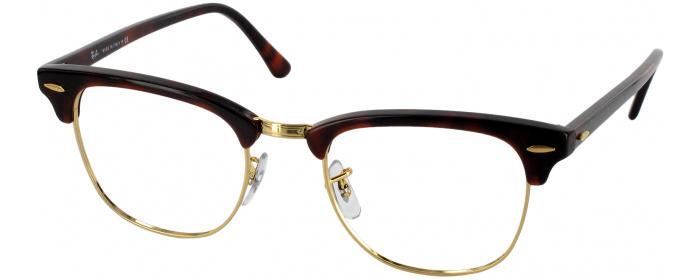 9757e24ee7 Mock Tort   Arista Ray-Ban 3016 No Line Bifocal - ReadingGlasses.com