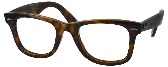 fa6c9d43770 Havana Ray-Ban 4340V Progressive No Line Bifocal - ReadingGlasses.com