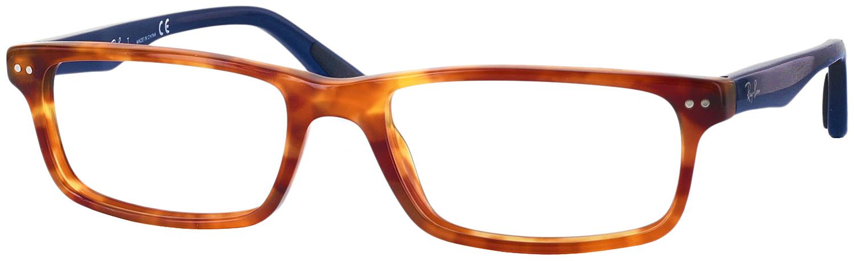 Ray-Ban 5277 Single Vision Full Frame - ReadingGlasses.com