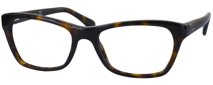 c9f65cc1908 Ray-Ban 5298 Petite Progessive No Line Bifocal - ReadingGlasses.com