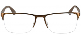 5b029c708d Design By Ray-Ban. Ray-Ban 6335  210. Progressive No Line Bifocal