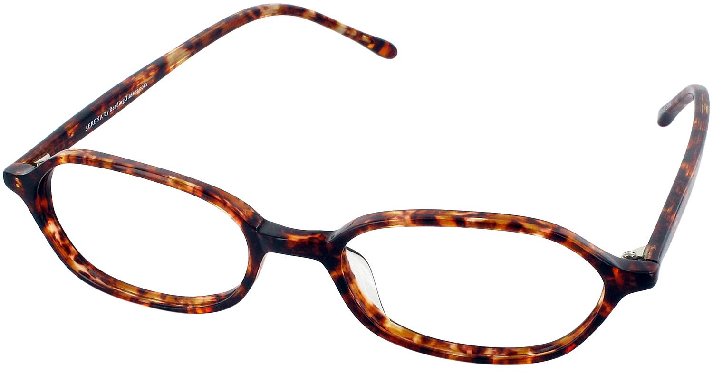 Reading Glasses With No Frame : Serena No Line Bifocal - ReadingGlasses.com