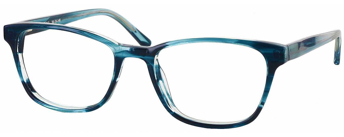 Reading Glasses No Frame : Seattle Eyeworks 962 Progressive No Line Bifocal ...
