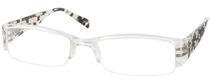 83583fde860 Black   White Marbie - ReadingGlasses.com