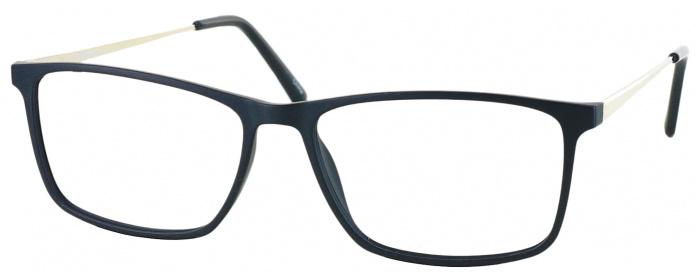 2a4408bcda5 Matte Black Lite Tec II Progressive No Line Bifocal - ReadingGlasses.com