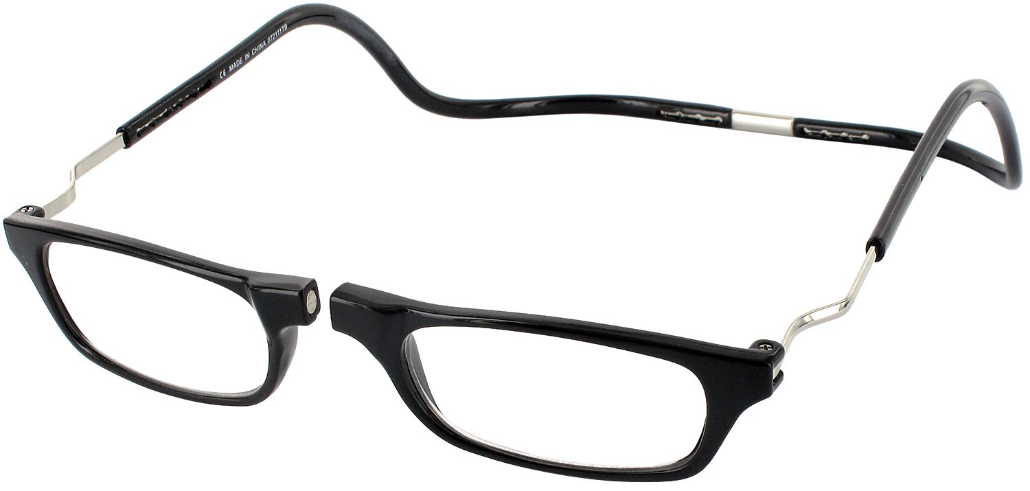 Clic Reader XXL Magnetic Reading Glasses - ReadingGlasses.com