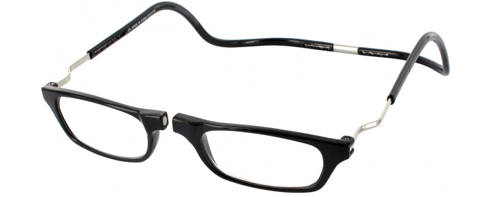 4de385deb64 Black Clic Reader XXL Magnetic Reading Glasses - ReadingGlasses.com