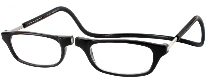 b94105cc66 Black Clic Reader Magnetic Reading Glasses
