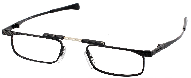 Half Frame Folding Reading Glasses : Slimfold I - Luxury Folding Reading Glasses by Kanda ...