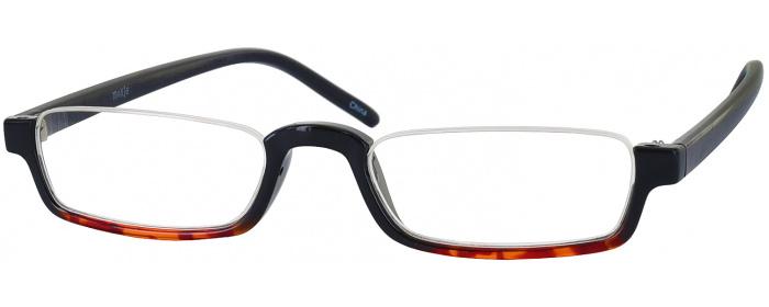 d7a30691746b Black   Amber Fade Nu Vue - ReadingGlasses.com