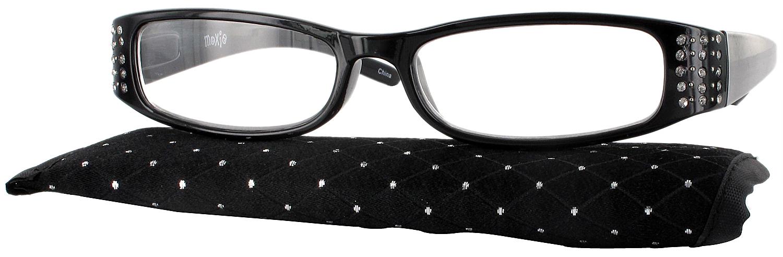 Venus Single Vision Half Frame - ReadingGlasses.com