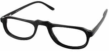 35 reviews design by readingglasses ceo single vision half frame single vision half frame face width wide - Wide Frame Reading Glasses