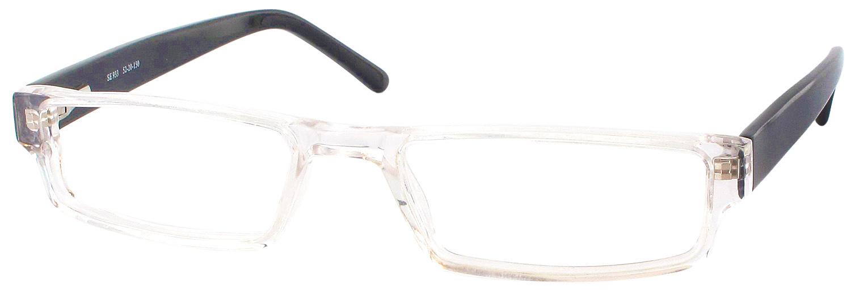 Half Frame Glasses Americas Best : Seattle Eyeworks 933 Single Vision Half Frame ...