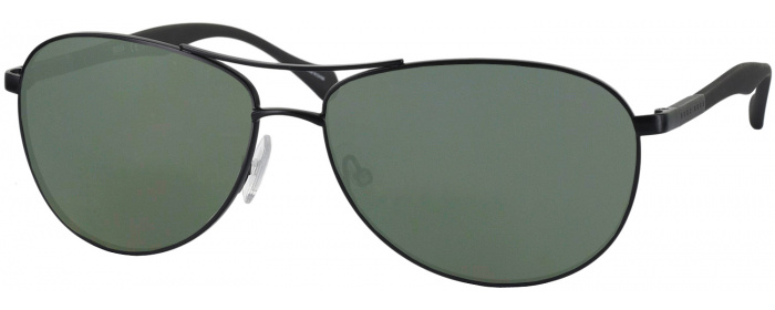 c47eb000642b Matte Black Hugo Boss 0824-S Progressive No Line Reading Sunglasses ...
