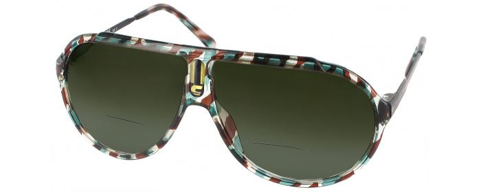 4789a78be6 Havana Green Brown Carrera Endurance M S Bifocal Reading Sunglasses ...