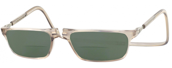 Grey CliC Executive Bifocal Reading Sunglasses - ReadingGlasses.com 8081ed73f0f6c