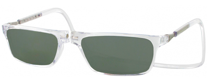221e830ac90 Clear CliC Executive Progressive No Line Reading Sunglasses ...