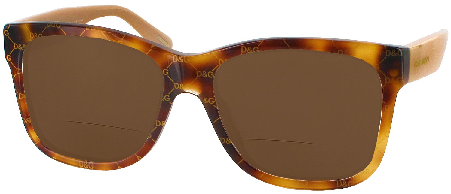 dolce gabbana 4158p bifocal reading sunglasses