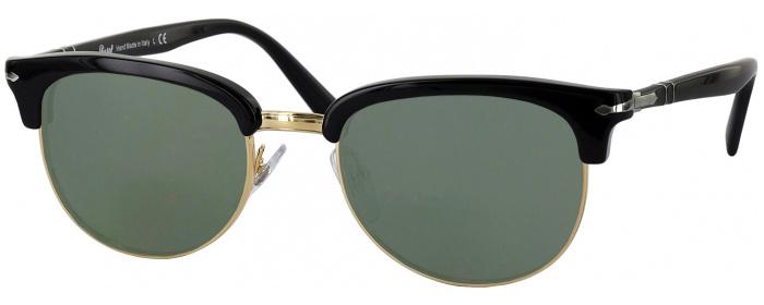 1f5ad9ce8d Black Persol 3197V Progressive No Line Reading Sunglasses ...