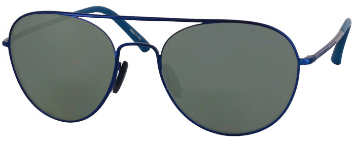 be4c9a0ea86b Dark Blue Porsche 8606 Progressive No Line Reading Sunglasses ...