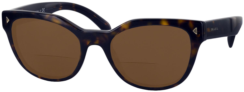 5630540f8a8 ... netherlands prada 21sv petite polarized bifocal reading sunglasses  15100 ff57b