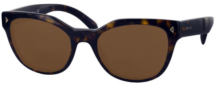 c70c2f3798 Havana Prada 21SV Petite Progressive No Line Reading Sunglasses ...