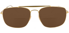 46f5d99102bc Design By Ray-Ban. Ray-Ban 3560  210. Bifocal Reading Sunglasses