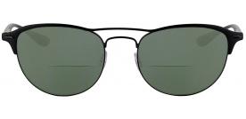 a68c967341b4 Bifocal Reading Sunglasses. Gunmetal shiny Blue · Ray-Ban 3596V