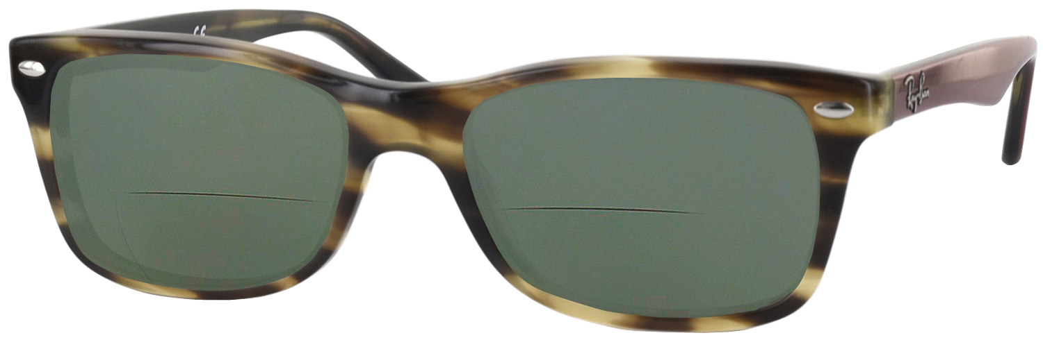 ddf85a05c1e6 ... hot ray ban 5228 bifocal reading sunglasses 269d8 9d806