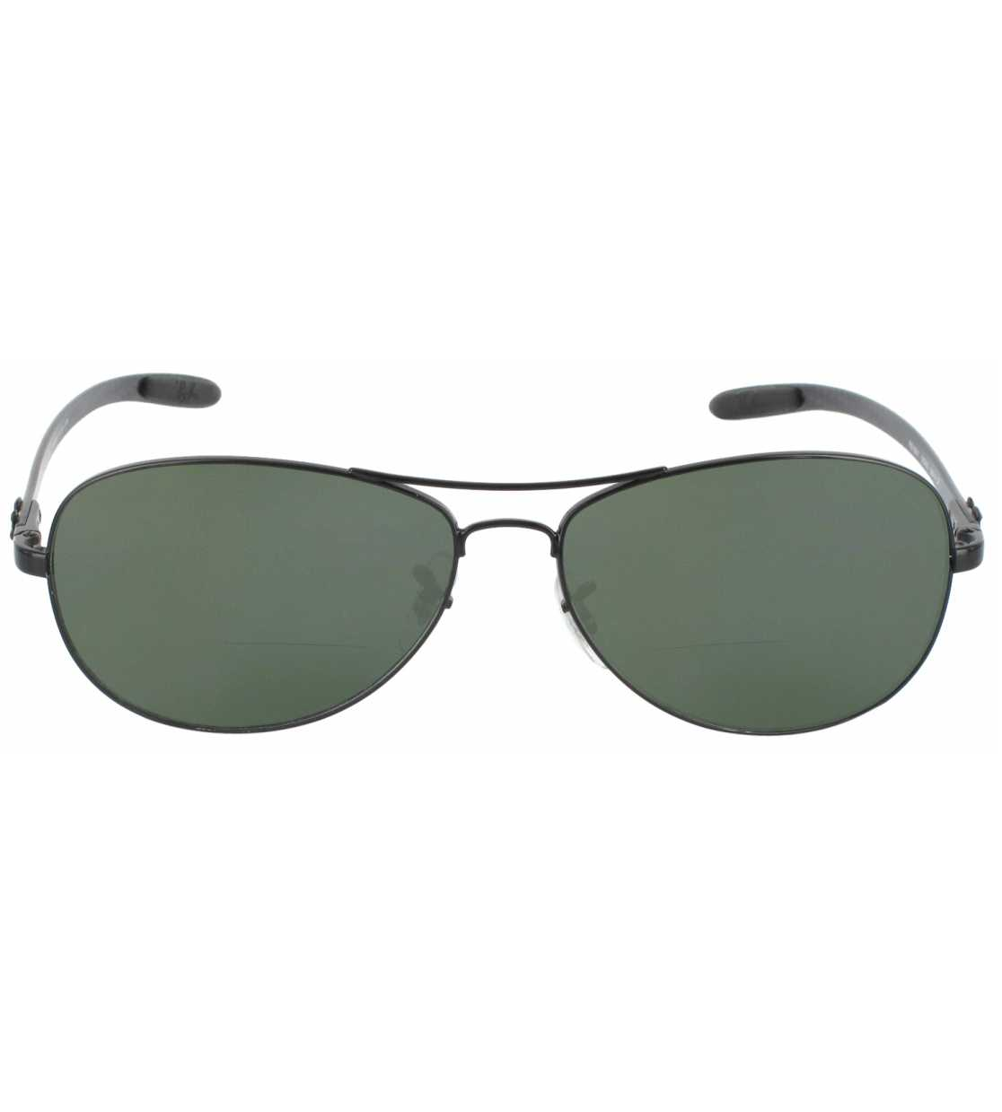 39450577ac7f Design By Ray-Ban. Ray-Ban 8301  285. Polarized Bifocal Reading Sunglasses.  Black