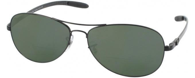 60e991d41aa2 Ray-Ban 8301 Bifocal Reading Sunglasses - ReadingGlasses.com