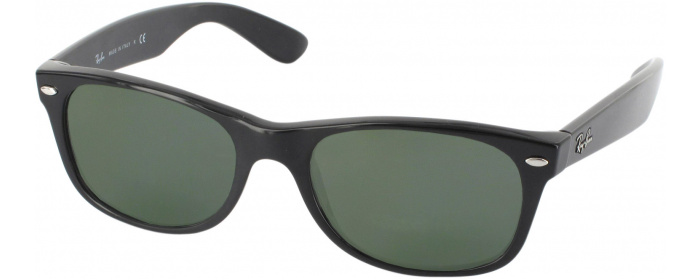 b2d24548fe Black Ray-Ban 2132L Classic Progressive No Line Reading Sunglasses ...