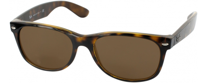 0d3faabd6aba Ray-Ban 2132 New Wayfarer Classic Progressive No Line Reading Sunglasses