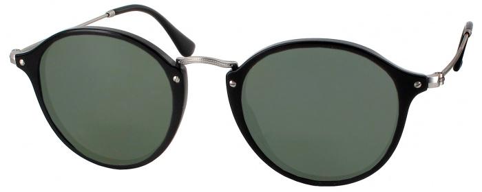 6efd70adb2744 Ray-Ban 2447VL Round Fleck Polarized Progressive No Line Reading Sunglasses