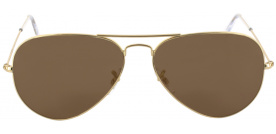 2dc8608b37 Design By Ray-Ban. Ray-Ban 3025 Aviator  255. Polarized Progressive No Line  Reading Sunglasses