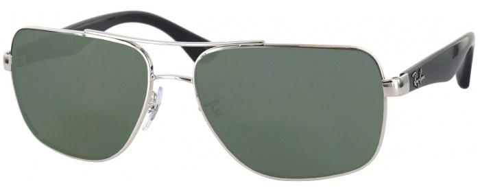 a5c92ce015 Silver Ray-Ban 3483 Progressive No Line Reading Sunglasses -  ReadingGlasses.com