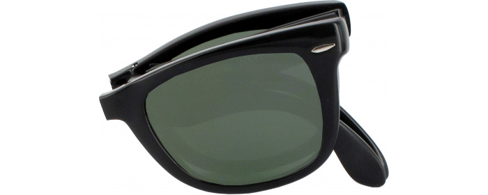 e22e01d32f775 Black Crystal Ray-Ban 4105 Polarized Progressive No Line Reading ...