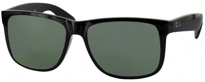 518876c9d2 Black Ray-Ban 4165 Progressive No Line Reading Sunglasses -  ReadingGlasses.com