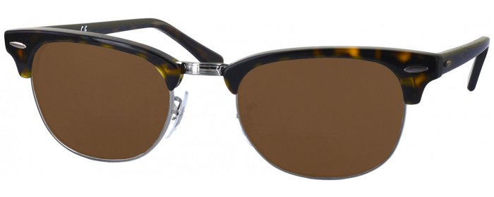 08d28fbcf1 Dark Havana Ray-Ban 5154 Polarized Progressive No Line Reading ...