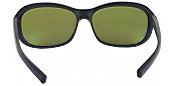 Black Glitter/555 Green Lens