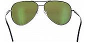 Gunmetal/555 Green Lens
